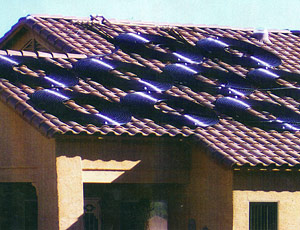 Solarspiral Collector Coils For Solar Pool Heating
